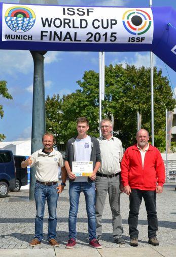 SV Lukas Kalb Deutsche Meisterschaft